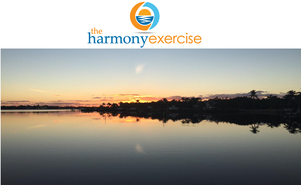 The Harmony Exercise at Sunrise